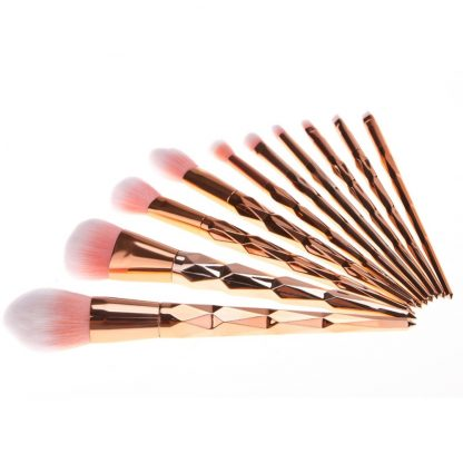 11Pcs-Diamond-Rose-Gold-Makeup-Brushes-Set-Mermaid-Fishtail-Shaped-Foundation-Powder-Cosmetics-Brush-Rainbow-Eyeshadow_12