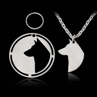 2-pcs-set-Dog-Tag-German-Shepherd-Belgian-Malinois-Pendant-Necklace-For-Dog-Owner-Women-Men_3