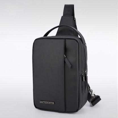 ARCTIC-HUNTER-2017-Crossbody-Bags-for-Men-Messenger-Chest-Bag-Pack-Casual-Bag-Waterproof-Nylon-Single