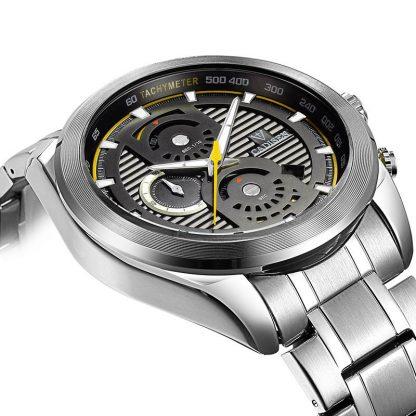 Cadisen-Men-s-Chronograph-Analogue-Quartz-Wristwatches-Stainless-Steel-Band-Classic-Business-Watch-for-Man-Luminous_18