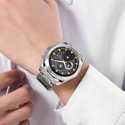 Cadisen-Men-s-Chronograph-Analogue-Quartz-Wristwatches-Stainless-Steel-Band-Classic-Business-Watch-for-Man-Luminous_21