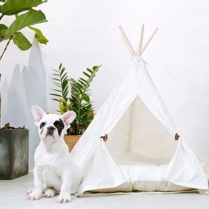 Comwarm-White-Pet-Teepee-House-Pet-Bed-Cat-Bed-Pet-House-Portable-Dog-Tents-Pet-House_44
