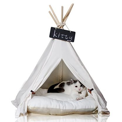 Comwarm-White-Pet-Teepee-House-Pet-Bed-Cat-Bed-Pet-House-Portable-Dog-Tents-Pet-House_45