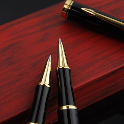 Factory-Wholesale-Luxury-Brand-High-Quality-Metal-Roller-Ball-Pen-For-Office-Business-Writing-Free-Shipping_22