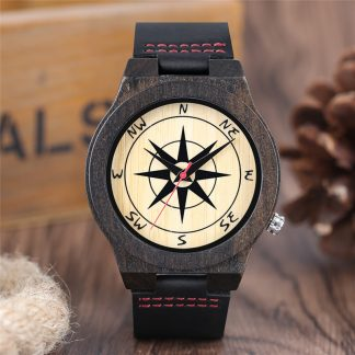 Fashion-Creative-Compass-Design-Dial-Nature-Ebony-Men-Quartz-Wristwatch-Black-Genuine-Leather-Band-Simple-Wood_35
