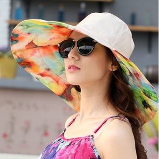 GEERSIDAN-2018-Summer-large-brim-beach-sun-hats-for-women-UV-protection-sun-caps-with-big_14