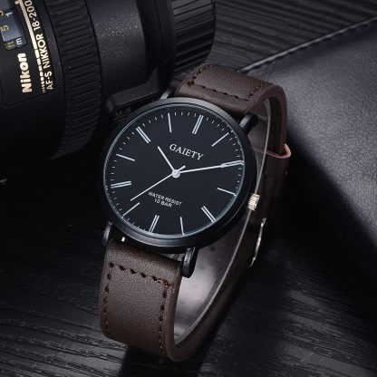 Gaiety-Brand-Drop-Shipping-Fashion-Black-Casual-Quartz-Men-Watches-Wristwatches-Luxury-New-Leather-Male-Man_27