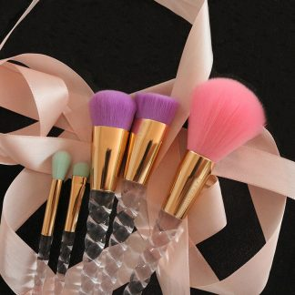 Newest-5pcs-9pcs-set-Eyeshadow-unicorn-Makeup-Brushes-Set-Pro-Transparent-Make-Up-Brush-Synthetic-Hair_12