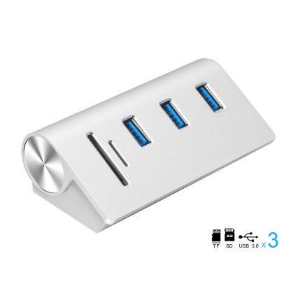 Rocketek-USB-HUB-High-Speed-Aluminum-Usb-3-0-Hubs-3-Port-Power-Interface-with-TF (5)