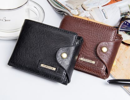 Small wallet men multifunction purse men wallets with coin pocket zipper men leather wallet male famous brand money bag