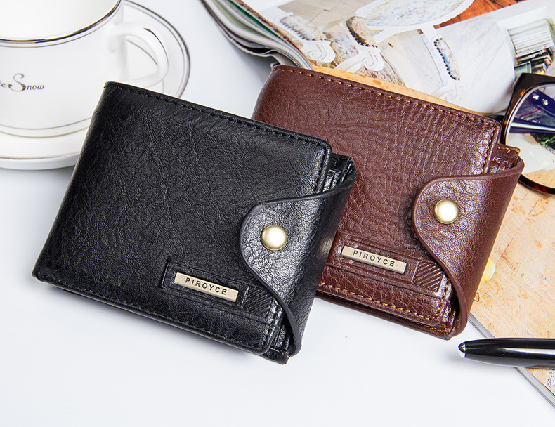 Affordable leather wallet