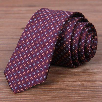 Hot New 2017 Fashion Male Brand Slim Designer Knitted Neck Ties Cravate Narrow Men Neckties Tie For Men Shirt Tie Skinny W1
