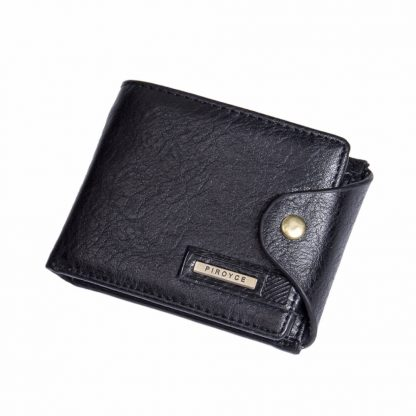 Small wallet men multifunction purse men wallets with coin pocket zipper men leather wallet male famous brand money bag 3