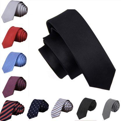 Hot New 2017 Fashion Male Brand Slim Designer Knitted Neck Ties Cravate Narrow Men Neckties Tie For Men Shirt Tie Skinny W1 3